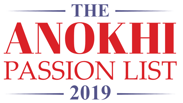 The ANOKHI PASSION List 2019